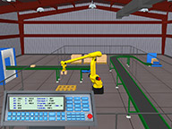 Sending a Fanuc Robot's Position to the PLC